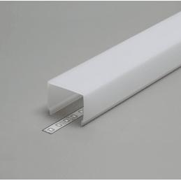Krytka na LED profil E9 KLIP
