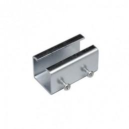 Nábytková nožička OPTIC 40 / šedá