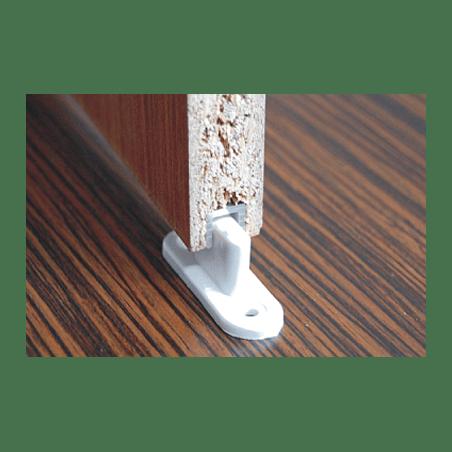 Dizajnový vešiak / drevo + oceľ