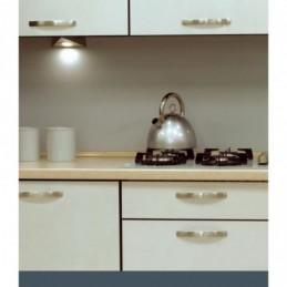 Kompaktná pracovná doska Mramor Carrara (Sivé jadro) / S63009 CM