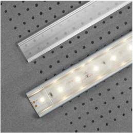 Krytka na LED profil F KLIP