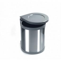 Odpadkový guľatý kôš...