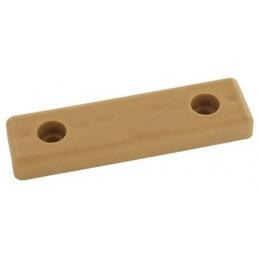 Klzák PVC mini - dub / 10ks