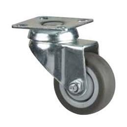 Koliesko otočné 50 mm / Šedé