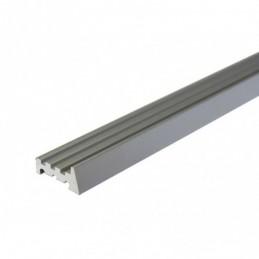 Profil na zástenu 10mm / Nerez