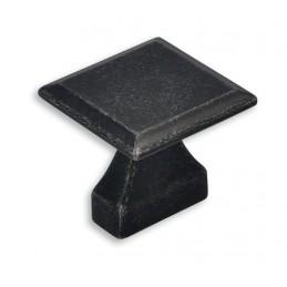 Úchytka ALICE  / Čierna patina