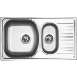 Nerezový drez Sinks TWIN...